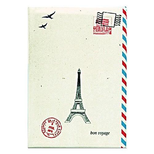 Обложка для паспорта Письмо в Париж