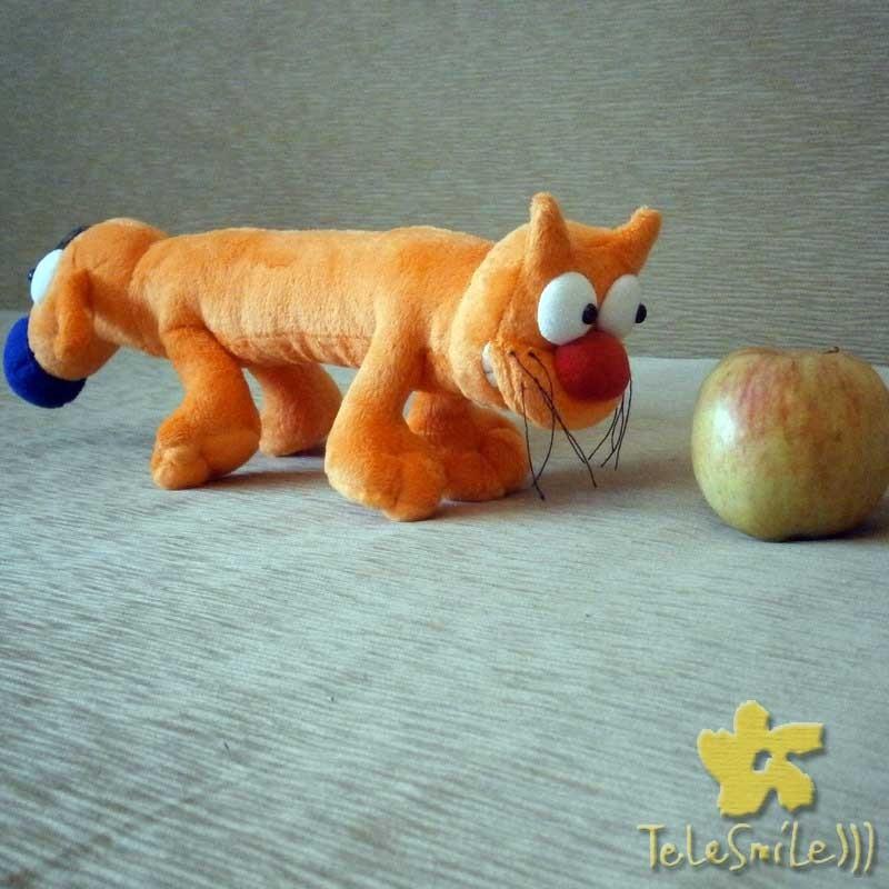 Говорящая игрушка КотоПёс (оранжевый)