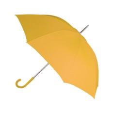Ярко-желтый зонт-трость Коди