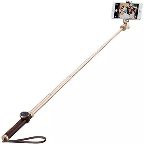 Селфи-монопод MOMAX Selfie PRO 90cm KMS4 Gold + мини-штатив