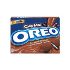 Печенье Oreo Milk Chocolate