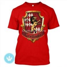 Мужская футболка Гриффиндор