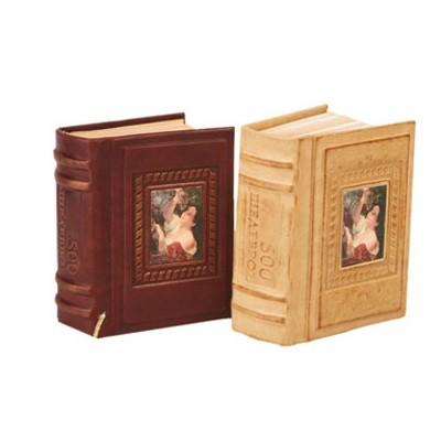 Миниатюрное издание «500 шедевров»