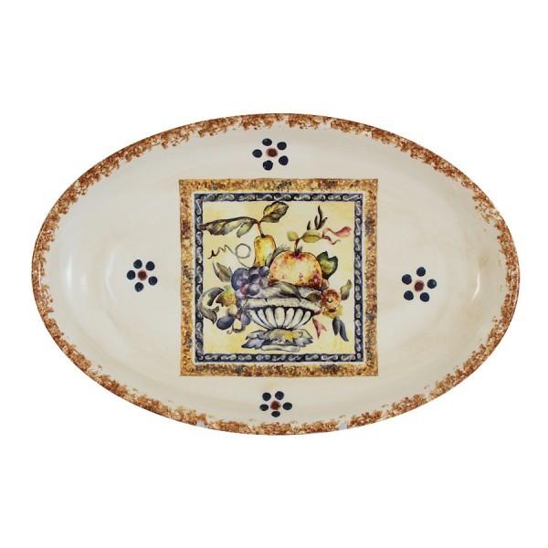 Блюдо Старая Тоскана
