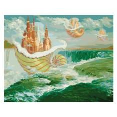 Картины по номерам «Свежий ветер»