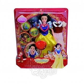 Кукла Принцесса Белоснежка поющая с аксессуарами