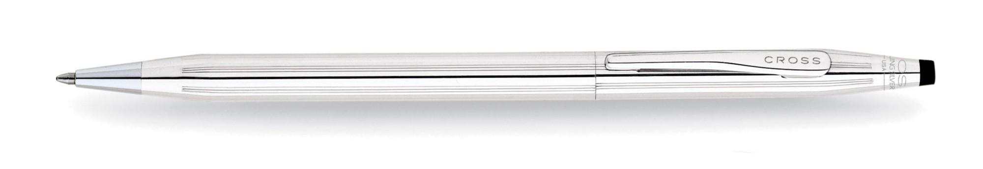 Шариковая ручка Cross Century Classic Sterling Silver