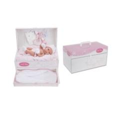 Кукла-младенец Валенсия в подарочной коробке