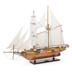 Модель парусника Harvey