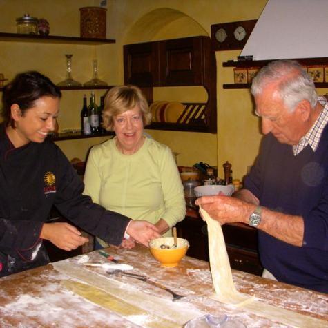 Подарочный сертификат: Школа итальянской кухни