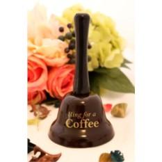 Колокольчик Ring For Coffe
