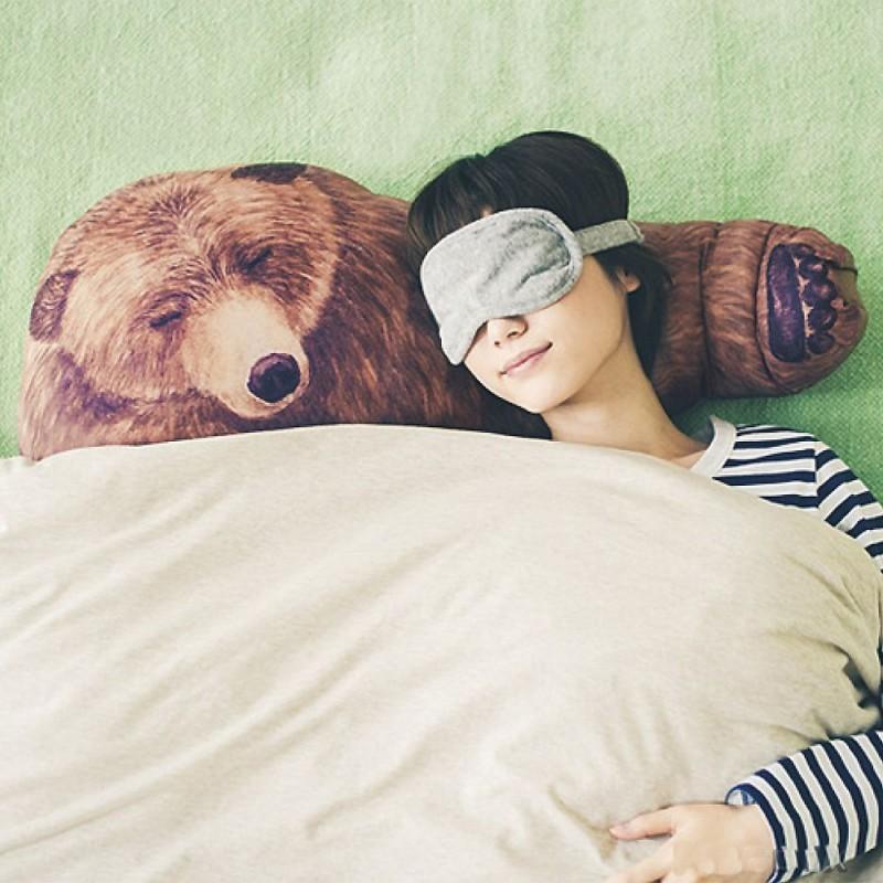 Подушка-обнимашка Рука медведя Bear Hug Pillow