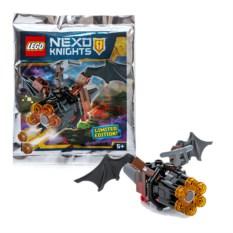 Конструктор Lego Nexo Knights Летучая мышь с оружием