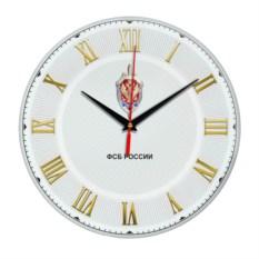 Настенные часы с римскими цифрами ФСБ