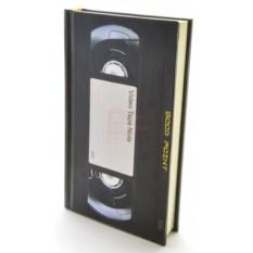 Блокнот Видеокассета