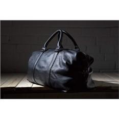 Черная дорожно-спортивная сумка Brialdi Liverpool
