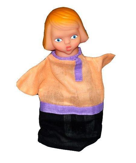 Кукла-перчатка Ванечка