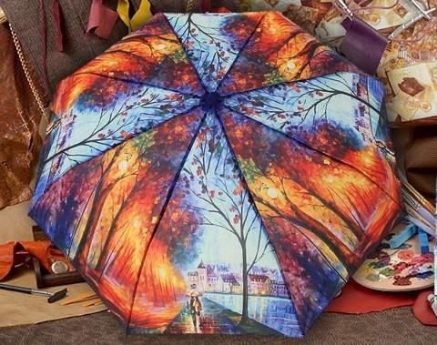 Женский зонт Осенняя прогулка