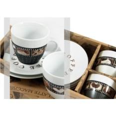 Кофейный набор на 4 персоны
