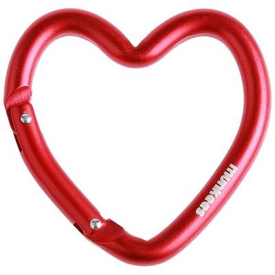Брелок-карабин «Сердце»