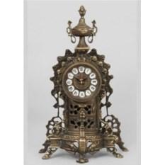 Часы из бронзы с кубком