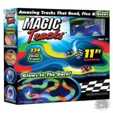 Конструктор из 220 деталей Magic Tracks
