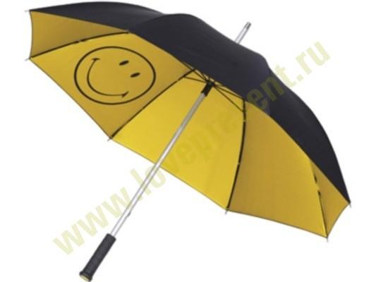 Зонт-трость Smiley, механический