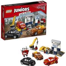 Конструктор Lego Juniors Тачки. Гараж Смоуки