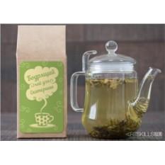 Зелёный чай Для бодрости