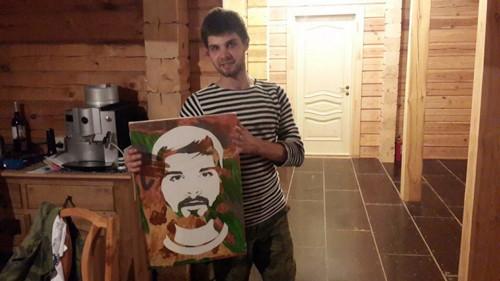 Набор художника Портрет зятя своими руками