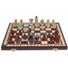 Шахматы из дерева Королевские 48
