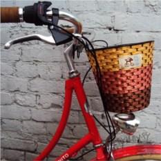 Велосипедная корзина Краски осени