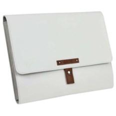 Белый футляр для хранения украшений Папка LC Designs