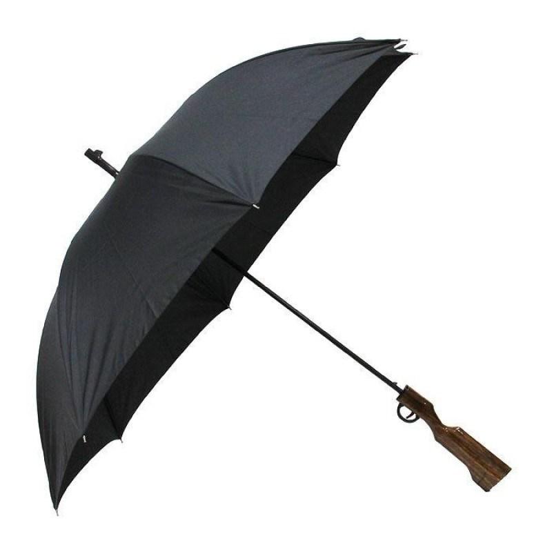 Зонт ружье - для охоты на дождь