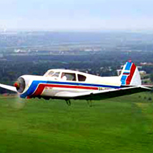 Воздушная прогулка на ЯК-18