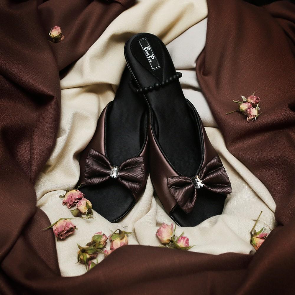 Домашняя обувь Petit Pas Каблучки