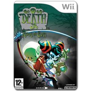 Death Jr. Root Of Evil