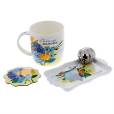 Чайный набор Любимой мамочке