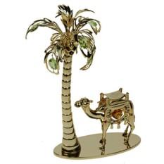 Декоративная композиция Верблюд под пальмой