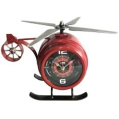 Настольные часы Вертолет