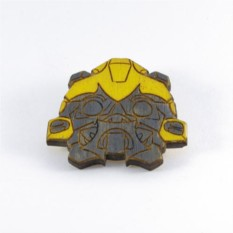 Эко-Значок Бамблби