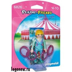 Конструктор Playmobil Playmo-Friends Акробатка
