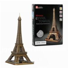Пазл Эйфелева башня 3D