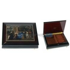 Шкатулка для ювелирных украшений Флоренция, малая