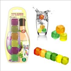 Набор разноцветных кубиков Холодок