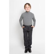 Классические темно-серые брюки для мальчика S'cool