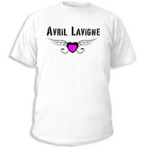 Футболка Avril Lavigne