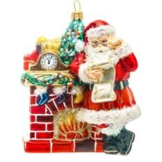 Ёлочная игрушка Список подарков