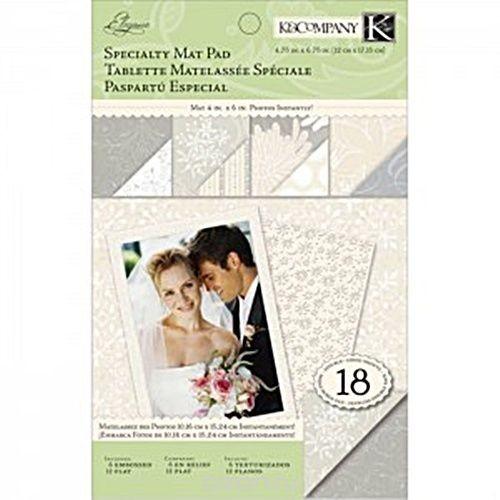 Набор бумаги для скрапбукинга K&Company Элегантность