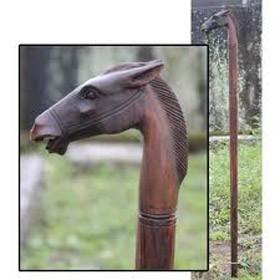 Сувенирная трость Лошадь